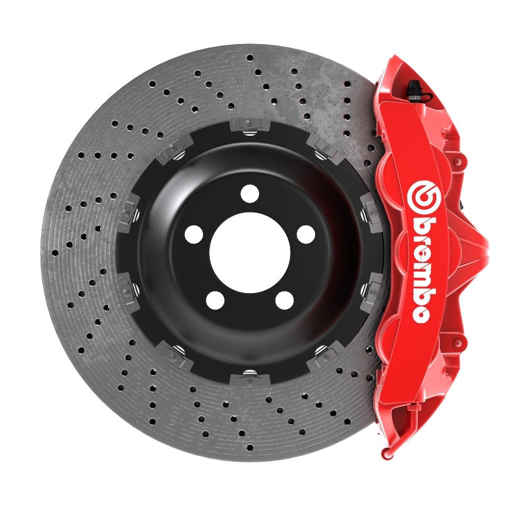 Brake disk for car